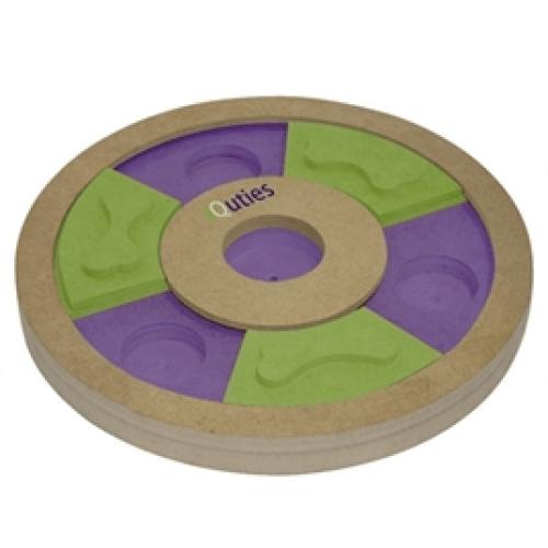 iQuties Treat Wheel