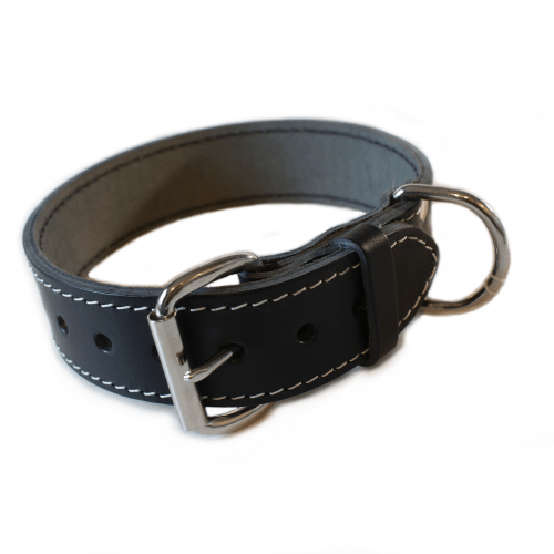 Halsband Leder 65 cmx45 mm