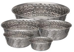 Diamond-Plated-Bowl
