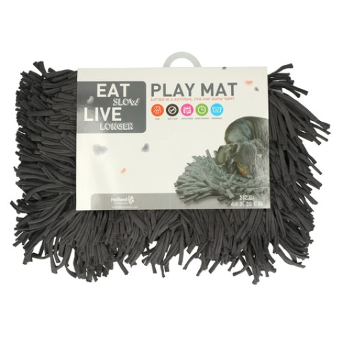 Eat-Slow-Live-Longer-Play-Mat-Grey