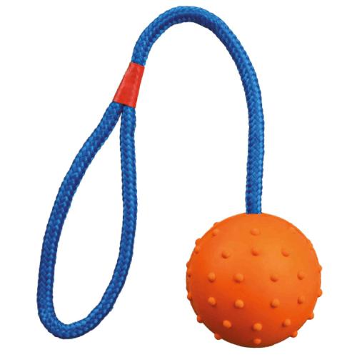 bal_aan_koord_natuurrubber_oranje