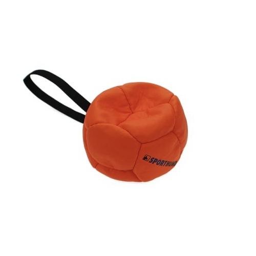 trainingsbal_met_hv_120mm_oranje