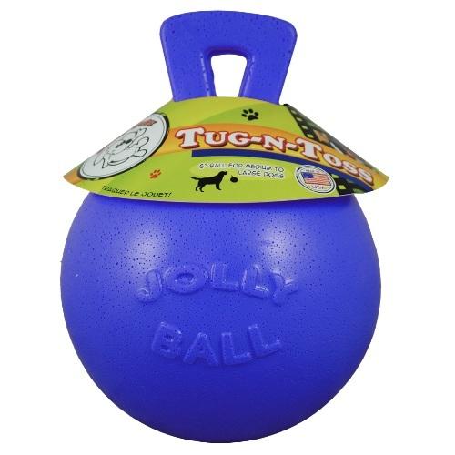 jolly_tug_n_toss_15cm_blauw